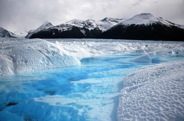 glaciar argentina
