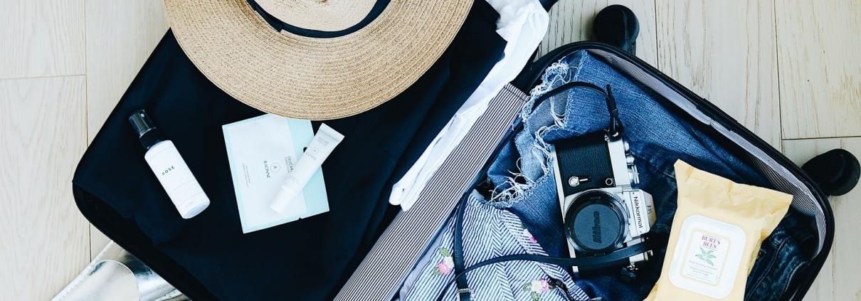 Lista de equipaje para el viaje a la ciudad: Esto es lo que llevas contigo en un viaje a la ciudad.