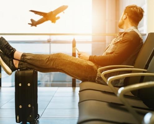 Se espera un gran ajetreo en el aeropuerto de Schiphol