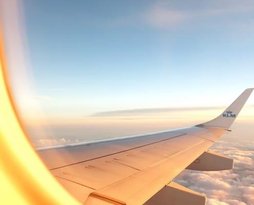 Volando con KLM en 2020: viajando con equipaje de mano