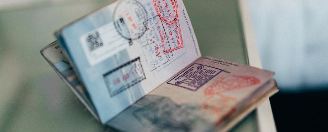 Viajar con un pasaporte caducado