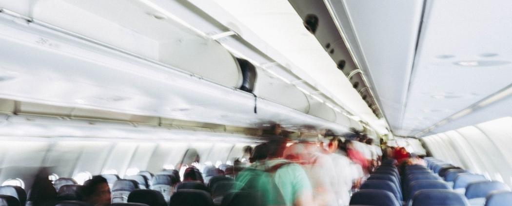 Volando con Lufthansa: viajando con equipaje de mano
