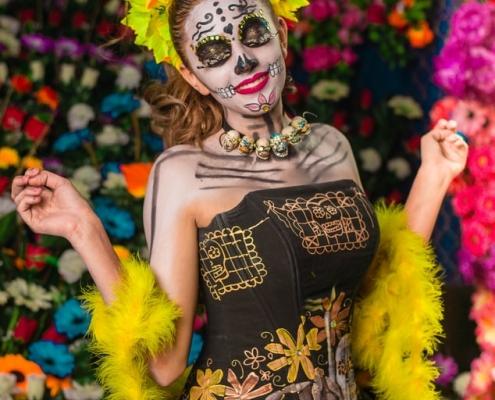 Día de los Muertos - La Fiesta de los Muertos
