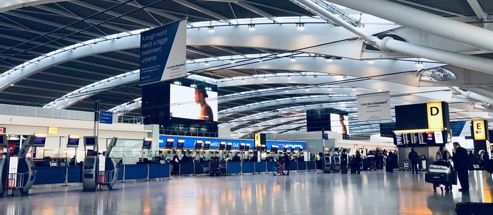 ¡Explicación de la tasa de aeropuerto!