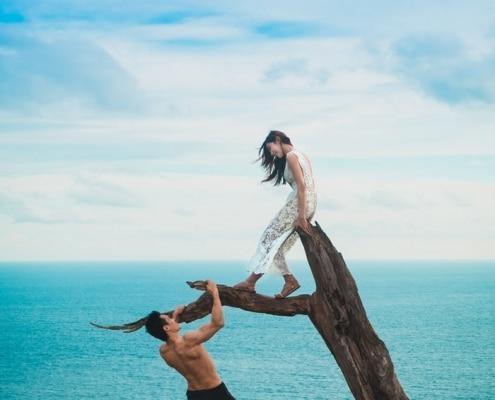 ¿Cuáles son las vacaciones más románticas para dos?