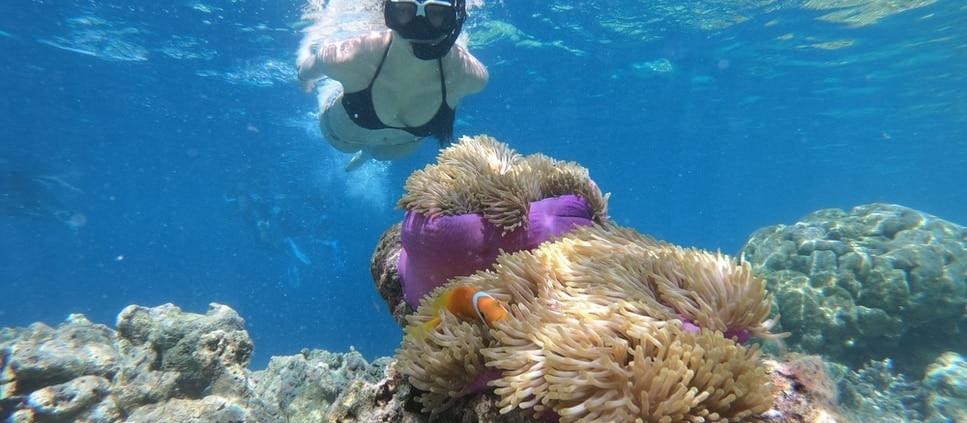 5 sorprendentes lugares en Europa donde se puede hacer un fantástico snorkel