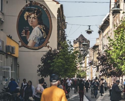 Haga un sorprendente viaje a la ciudad de Europa del Este...