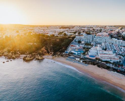 Esta es la ruta ideal para ver tantos puntos de interés como sea posible en el Algarve.