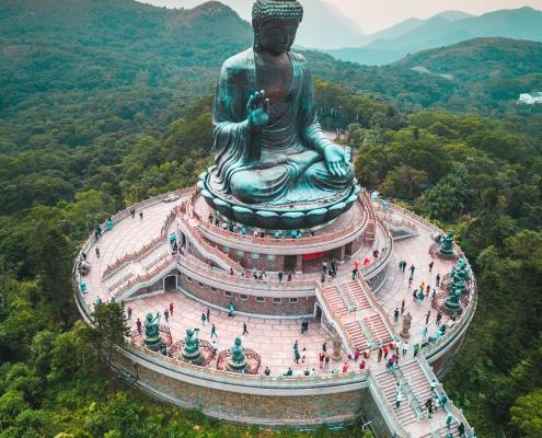 Las 10 vistas más hermosas de Asia