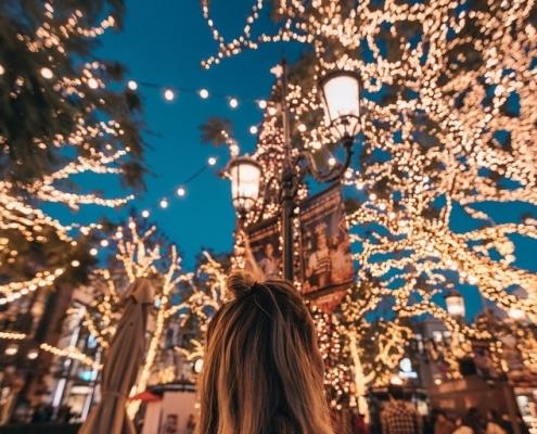 Celebrar la Navidad de una manera completamente diferente en estos 5 destinos navideños