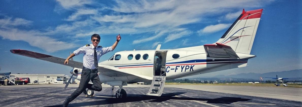 Los secretos de volar un avión