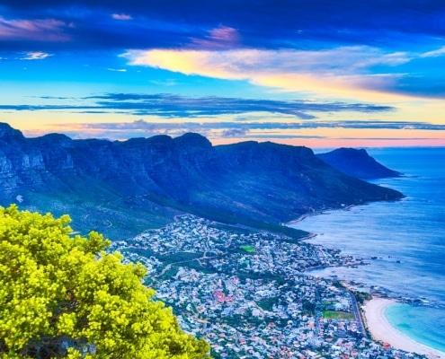 Sudáfrica en pocas palabras: 7 puntos de visita obligada