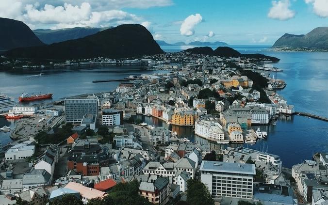 5 lugares de interés que no hay que perderse en Noruega